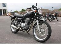 HONDA CB400 SS NC41, BLACK, MUCH SOUGHT AFTER RARE JAPANESE IMPORT