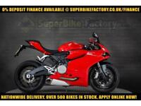 2014 64 DUCATI PANIGALE 899CC 0% DEPOSIT FINANCE AVAILABLE