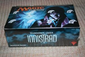 mtg magic the gathering - Shadows Over Innistrad Booster Box