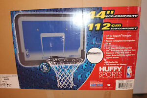 "44"" COMBINATION BASKETBALL BACKBOARD & RIM"