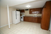 Basement apartment with sep entrance avail near Sheridan College