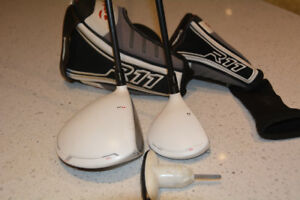 Taylormade R11s Driver and R11 4 wood