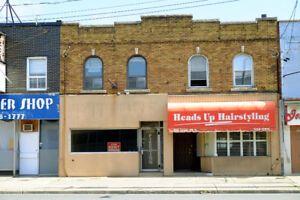 1129 MAIN ST EAST, HAMILTON.....WORK & LIVE OPPORTUNITY
