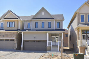 New House 4 Bedroom 2 Car garage for Lease - Caledonia