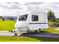 Freedom Jetstream First Class Lightweight Caravan Brand New 2018 Model