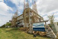 Carriage Style Condo in Leduc!! Low Condo Fees!!