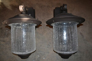 Extra Large Outdoor LED LIghts - $35.00 each