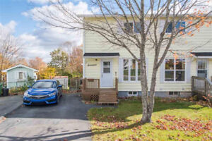Perfect First-time Buyer Home in Lower Sackville!