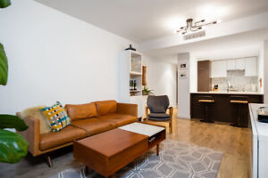 Olympic Village 2 BR + parking at Lido by Bosa