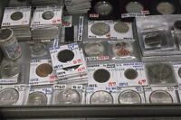 Huge Collection of Coins!