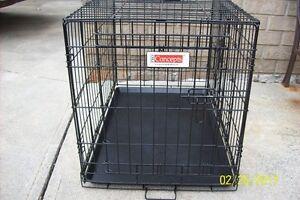 """Dog Crate ProConcepts 2-Door , 30"""" Long x 19"""" Wide x 21"""" High"""