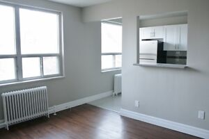 Brand New Bach in East York - Short bus to Broadview station!