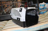 Cage de transport chat et petits animaux