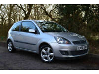 2006 56 Ford Fiesta 1.25 Freedom 61000 Miles £71 A Month £0 Deposit