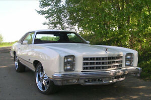 Excellent condition 77 Monte Carlo Landau!
