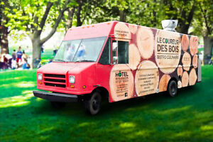 Limited time offer book your 14' Food truck for 2017 Québec City Québec image 3