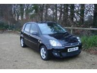 FORD FIESTA 1.4 Zetec 5 Door done 65853 Miles with SERVICE HISTORY and NEW MOT