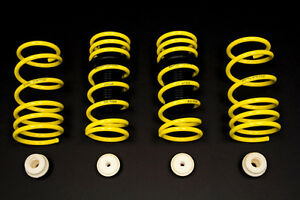 Racecomp Yellow springs for Scion FRS, Subaru BRZ, NEW