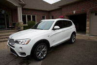2015 BMW X3 xDrive28d SUV, Crossover