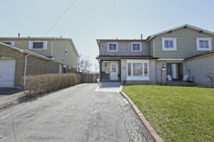 Semi-Detached from 1st Oct for rent (Students Welcome) Brampton