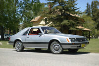1980 Ford Mustand