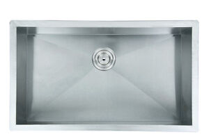 KITCHEN SINKS Stainless Steel additional 15% OFF for CONTRACTORS City ...