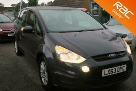 image for 2013 63 FORD S-MAX 1.6 ZETEC TDCI S/S 5D 115 BHP 7 SEATS DIESEL