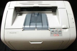 HP LaserJet 1018 Monochrome Laser Printer Stratford Kitchener Area image 2