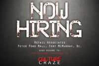 Retail Associate Required