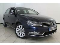 2013 13 VOLKSWAGEN PASSAT 2.0 HIGHLINE TDI BLUEMOTION TECHNOLOGY 4DR 139 BHP DIE