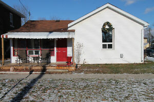 Charming 2 bedroom, 1 bathroom home with many updates.