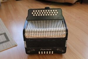 Hohner Panther Accordion