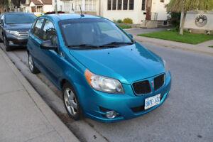2009 Pontiac G3 Wave Hatchback ** SAFETIED **