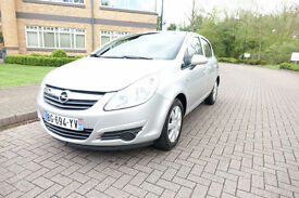 2008 Vauxhall/Opel Corsa 1.3CDTi 16v Left hand drive LHD French Registered