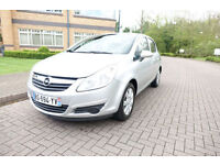 SOLD 2008 Vauxhall/Opel Corsa 1.3CDTi 16v Left hand drive LHD French Registered