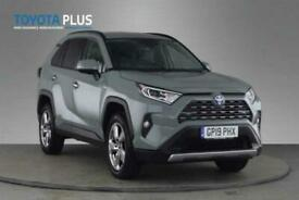 image for 2019 Toyota RAV4 2.5 (215bhp) Excel Hybrid Auto Station Wagon P/Electric Automat