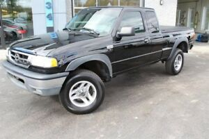 Mazda B-Series Pickup 4WD Cab Plus 4.0L SE 2008