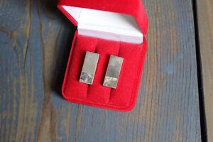 Silver earrings London Ontario image 1