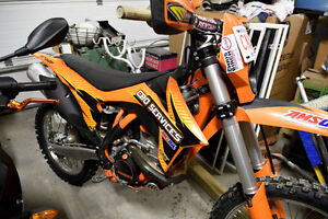 2011 KTM 350 4 stroke. Less than 60 hrs, well maintained