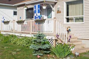 Maison 7 1/2 a louer, 273 St-René