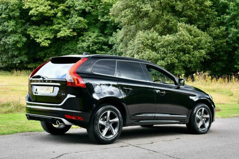 2015 Volvo XC60 2.0 D4 R-Design Nav Geartronic (s/s) 5dr SUV Diesel Automatic