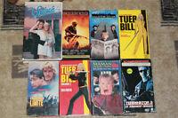 8 films VHS