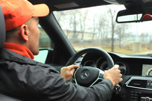 Driverseat Shuttle Operator - Specialized Services