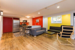 Fully Renovated & Furnished/ 2 Units/ 8 Bedrooms / High Income