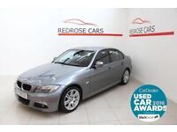 2009 59 BMW 3 SERIES 2.0 318I M SPORT 4D 141 BHP