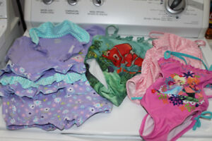 2T Girls Bathing Suits