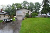 Affordable Elora Bungalow on Large, Park Like Lot