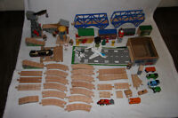 Thomas and Friends Roundhouse and Various Parts