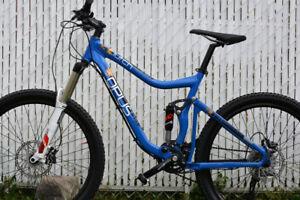 Opus Full Suspension Bike