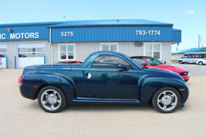 2006 Chevrolet SSR Convertible